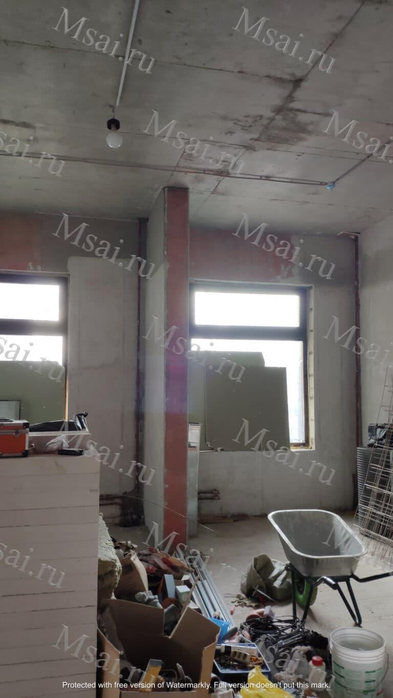 Фотофиксация помещения в процессе ремонта 8