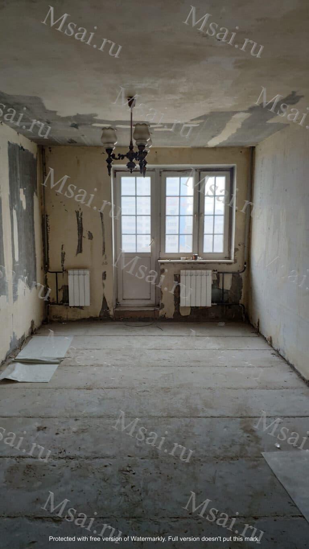 Фотофиксация помещения в процессе ремонта 6