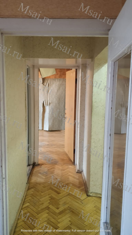 Фотофиксация коридора
