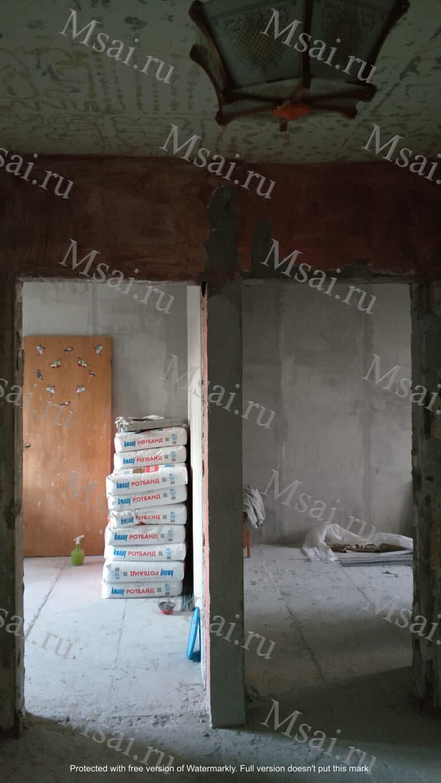 Фотофиксация квартиры в панельном доме